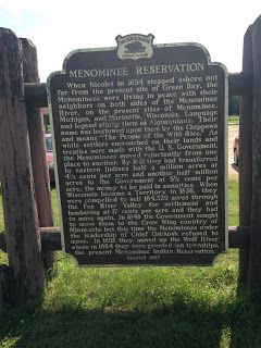 Turnips 2 Tangerines: Historical Markers