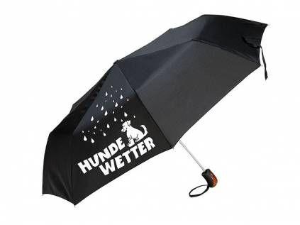 Regenschirme Hund & Co.Gilde Regenschirm: Hundewetter