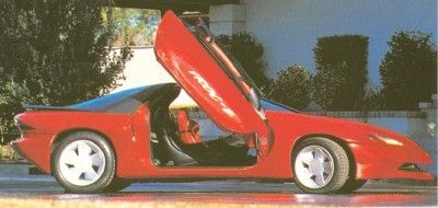 "HowStuffWorks ""1989 Chevrolet California IROC Camaro Concept Car Design"""