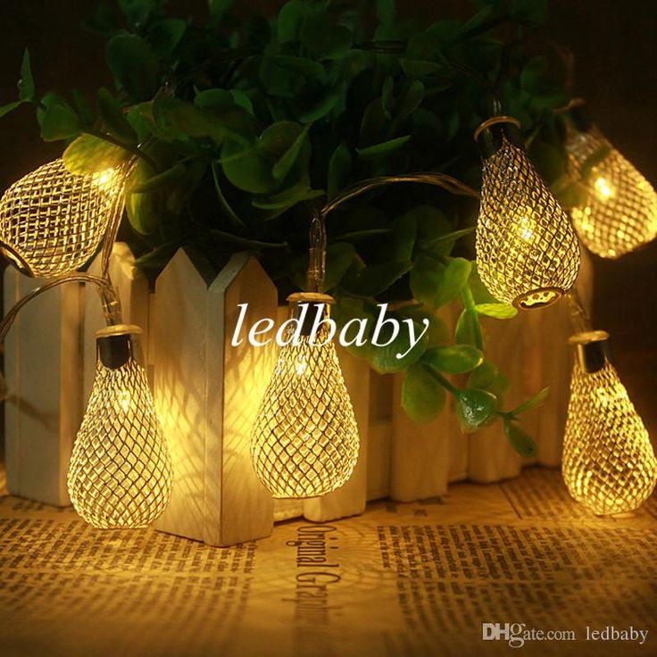 Led Strip Light New Year Christmas Lights String Lights AA Battery Bulb Warm White Luminaria Home Decoration Online with $6.92/Piece on Ledbaby's Store | DHgate.com