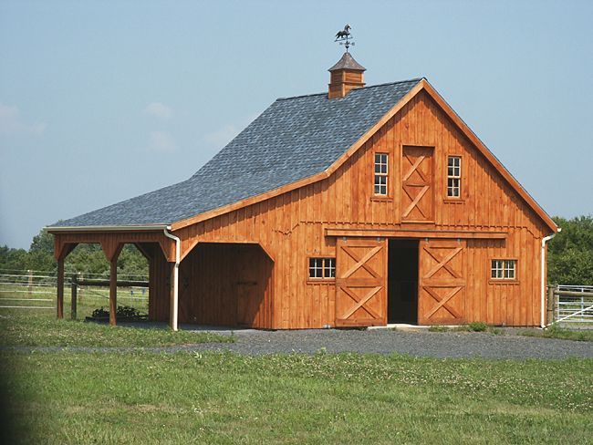 Best 25 barns ideas on pinterest for Plans for horse stables