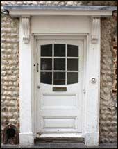 Front Doors - Georgian, Regency, Victorian, Edwardian, Traditional & Moderne Style
