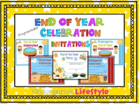 38 best end of year images on pinterest preschool graduation day 26 fun and memorable end of the school year celebration ideas stopboris Image collections