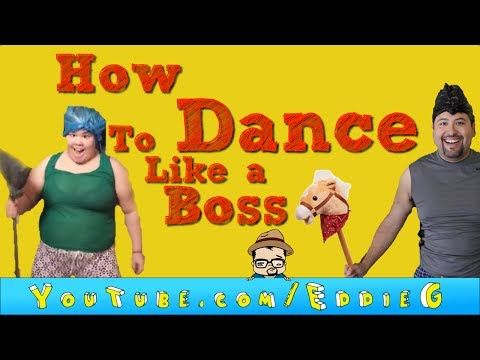 ▶ How To Dance Like A Boss in 6 Easy Steps [El Caballito De Palo by Joseph Fonseca] - YouTube