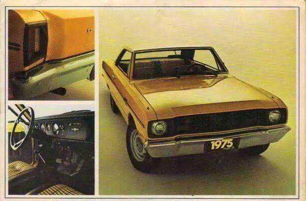 1975 Dodge Dart Special Edition - Brasil