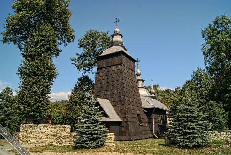 Cerkiew w Chyrowej   Beskid Niski #Chyrowa #cerkiew #BeskidNiski #Poland #Polska
