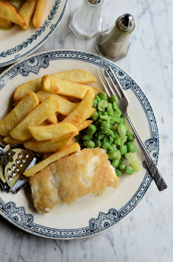 """Gluten intolerant? Still fancy """"chippie"""" flavoured battered fish? With very little effort, you can make your own fish and chips at home."""