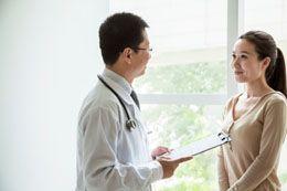 Hemorrhagic Ovarian Cysts - Complex Ovarian Cysts