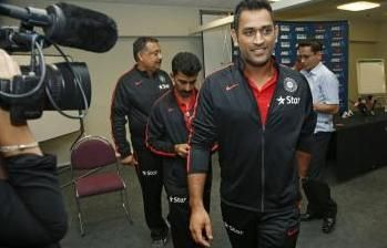 India down but not out, insists Dhoni