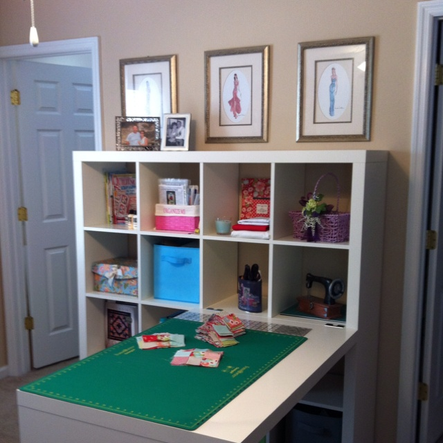224 best images about craft sewing room ideas on for Storage solutions for craft rooms