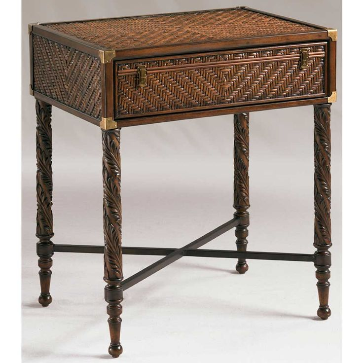 Exceptionnel Lexington Henry Link Martinique Trunk On Stand LX 4011 713