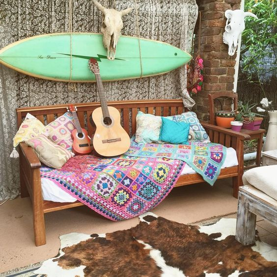 Bedroom Design Ideas Bohemian Bedroom Easy Chairs Bedroom Ceiling Photo Sophisticated Bedroom Colors: 306 Best Images About ☮~ Bohemian Patio's, P☮rches