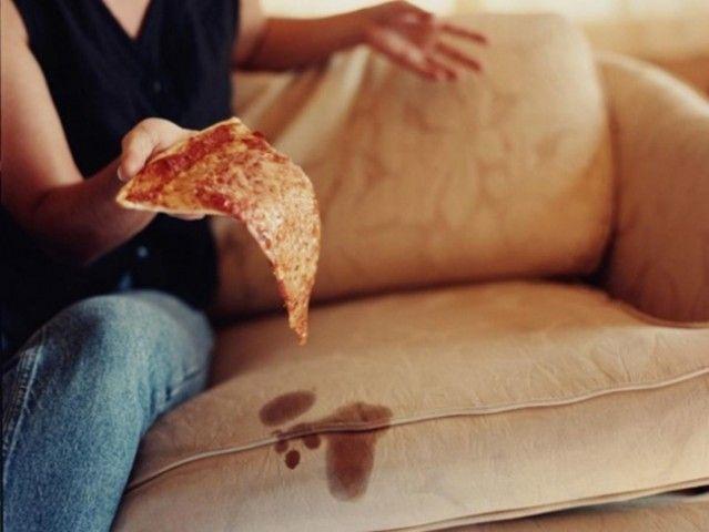 Выводим пятно с дивана: все хитрости в одной таблице! 0