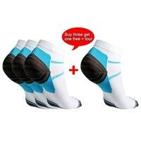 Attention: buy 3 pairs get 1 pair free ! Absorb sweat function, shape, deodorization, anti friction,