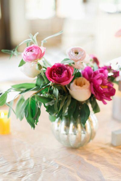 Pink flowers: http://www.stylemepretty.com/georgia-weddings/douglasville/2015/03/20/whimsical-georgia-summer-wedding/ | Photography: Rustic White - http://www.rusticwhite.com/