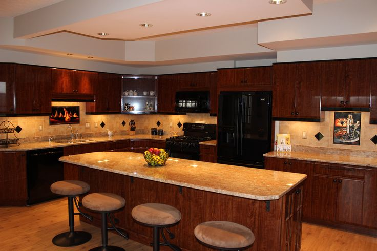17 Best Images About Kitchens In White Granite On