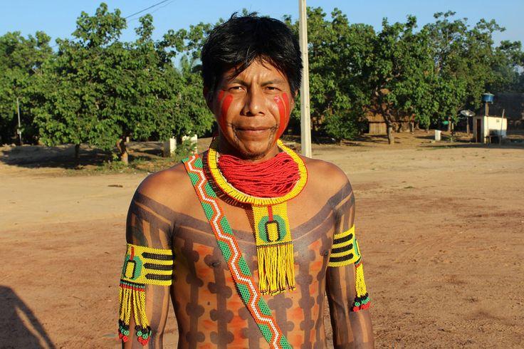 etnia kayapo