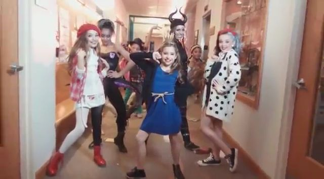 """""""Freaks Like Me"""" Featuring the dance mom girls!! Posting all the other ss from the video to the board •""""Freaks Like Me"""" music video•"""