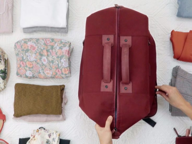 This couple invented a clever piece of luggage so you'll never have to check your bags again  --  here's how it works