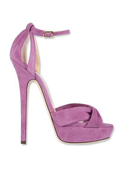 Jimmy Choo - Shop Pantone's Color of the Year 2014: 14 Picks In Radiant Orchid - What's Right Now - Fashion - InStyle
