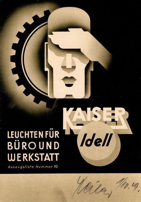 1949 - Leuchten für Büro & Werkstatt
