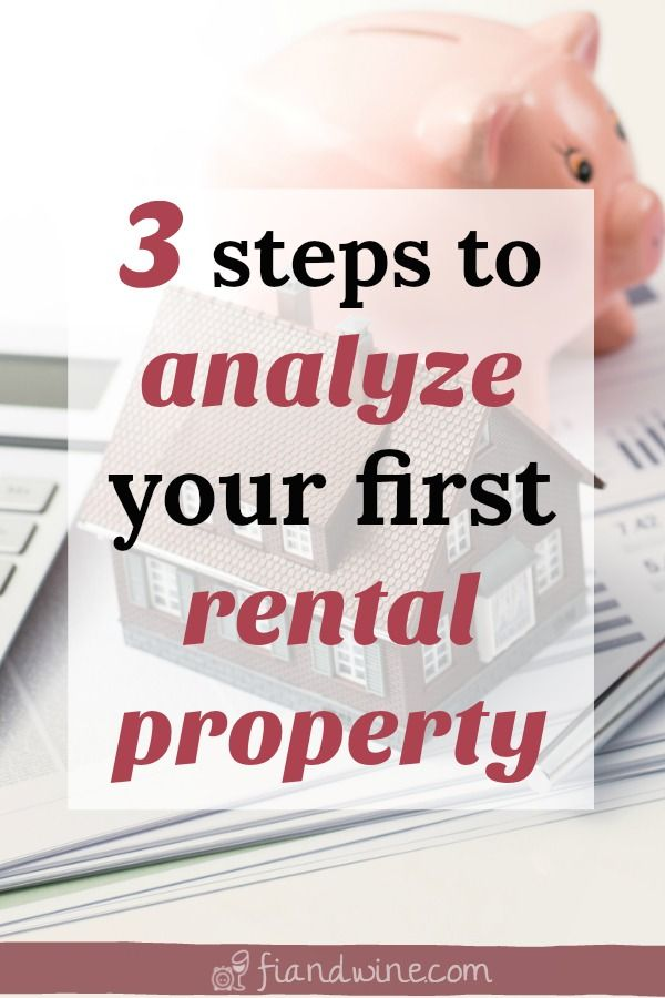 How To Analyze A Rental Property In 3 Easy Steps Rental Property