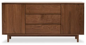 Hayward Credenza - midcentury - Buffets And Sideboards - Hedge House Furniture