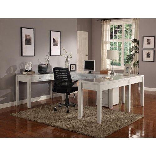 Schreibtisch ikea galant  Die besten 25+ Diy u shaped desk Ideen auf Pinterest   Rustikaler ...