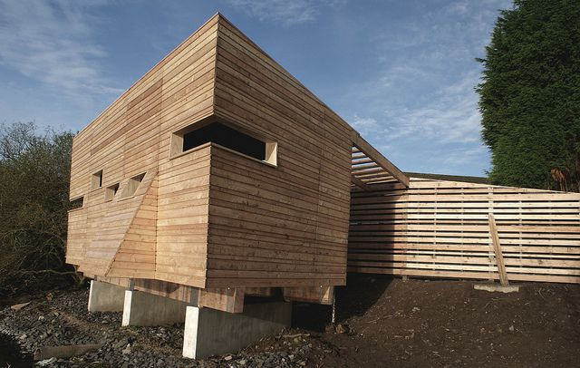 Loch Leven Bird Hide, Icosis Architects ©Icosis Architects (3) by RIASonflickr, via Flickr