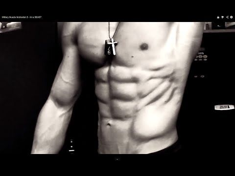 Military Muscle Motivation 5 - Im a BEAST