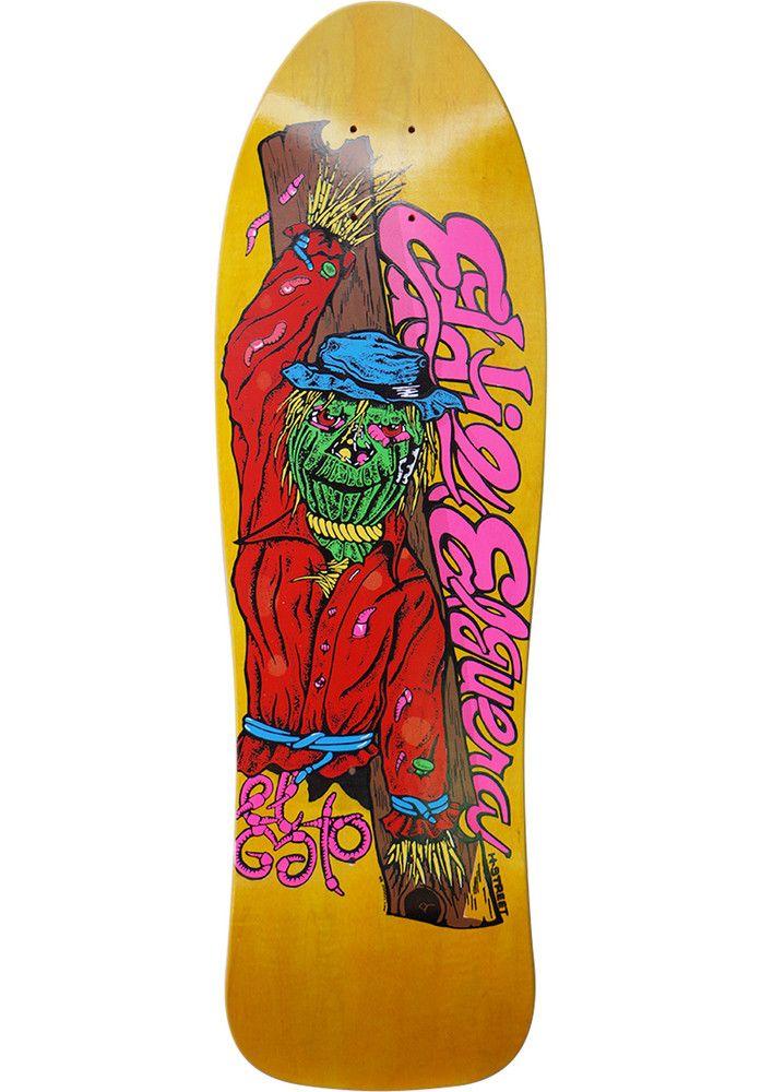 H-Street Eddie-Elguera-Scarecrow - titus-shop.com  #Deck #Skateboard #titus #titusskateshop