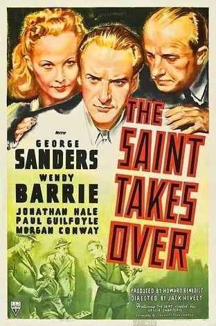 El regreso del Santo (1940):
