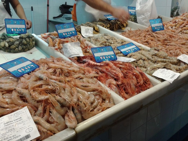 Gamba de Huelva, the best prawn,