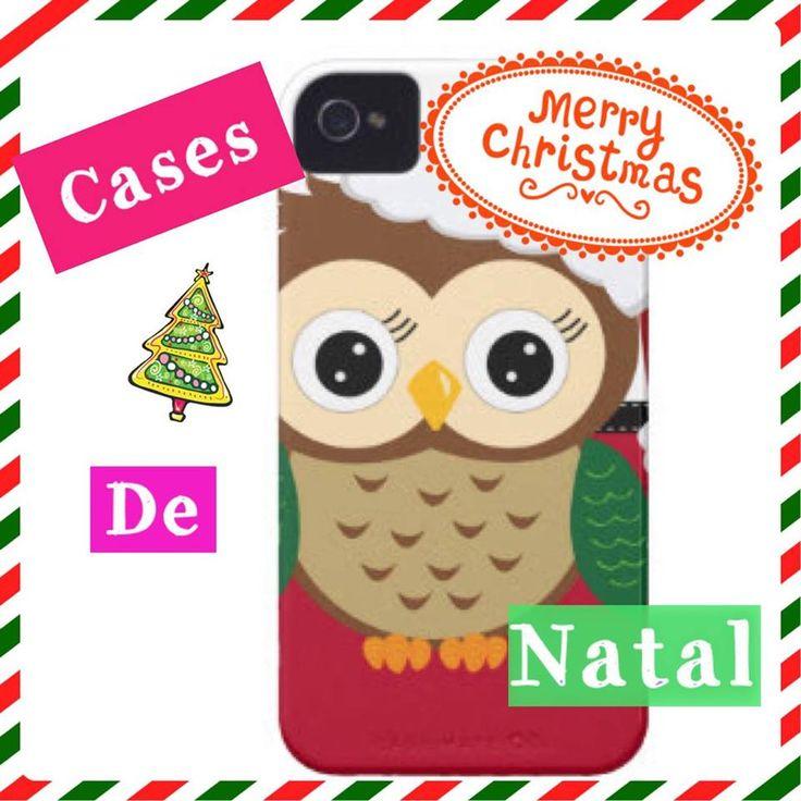 Cases fofas – Especial de Natal