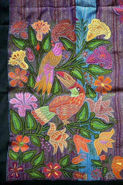 Pajaros Birds Chiapas Mexico by Teyacapan