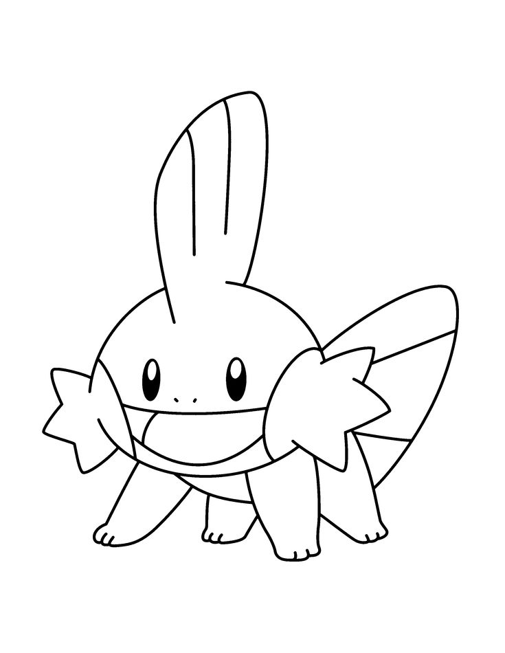 Coloring Page Tv Series Pokemon Advanced