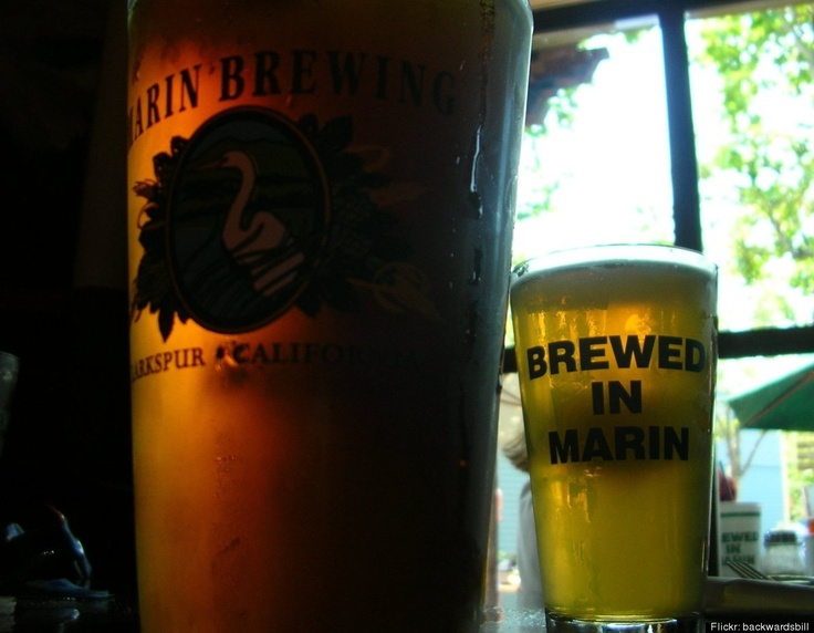 Mt. Tam Pale Ale, Marin Brewing Company