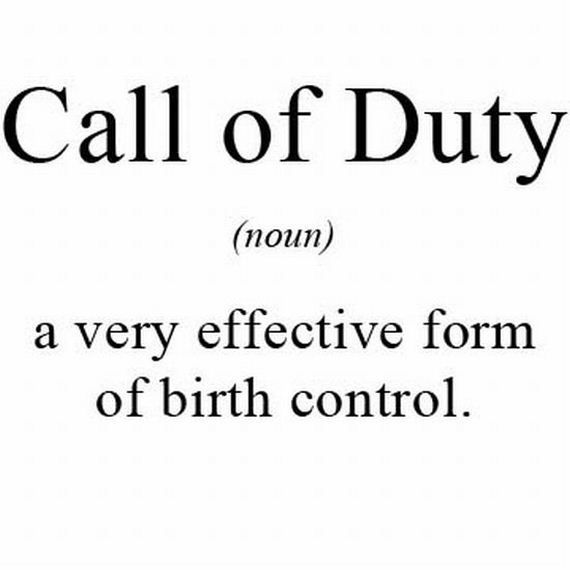 Definition of Call of Duty