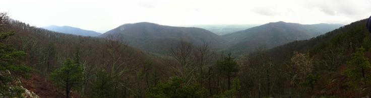 Blue Ridge Mountains, USA: Blue Ridge Mountains