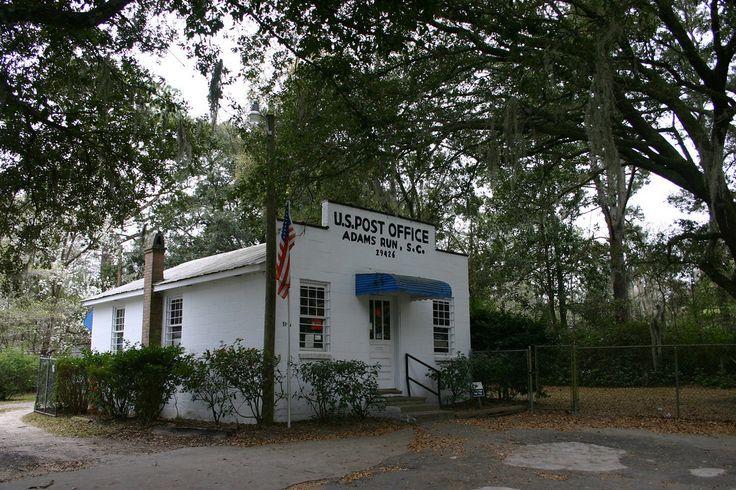 Post Offices Near Edisto Island Sc