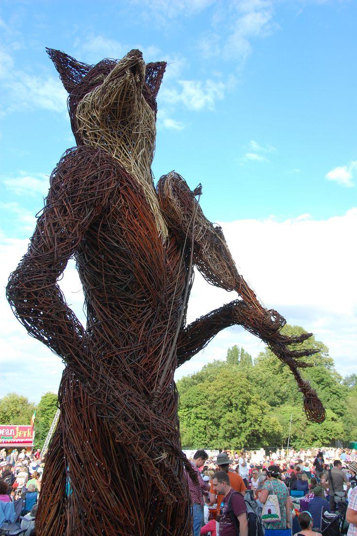 Cambridge Folk Festival 2012