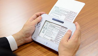 Iwata Asks : Wii U: Miiverse: The Producers : A Browser Made For A Gaming Console