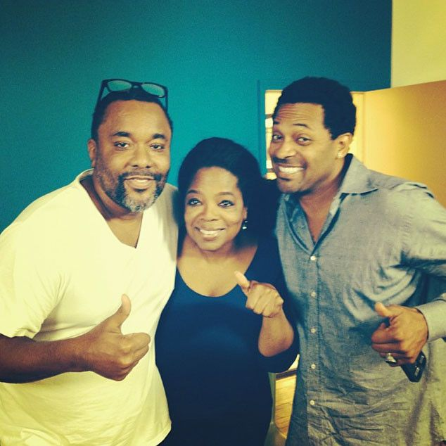 Oprah Winfrey Shares First Photo of Richard Pryor Biopic Rehearsals With Lee Daniels and Mike Epps  Oprah, Richard Pryor Movie, Instagram