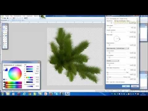 Новые эффекты для Paint.Net - YouTube