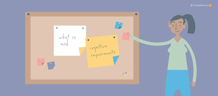 The name might be a bit long and confusing, but understanding what mild cognitive impairment is, and its relation to memory loss and dementia, can be useful for anyone who thinks they may have memory problems #Whatisdementia?