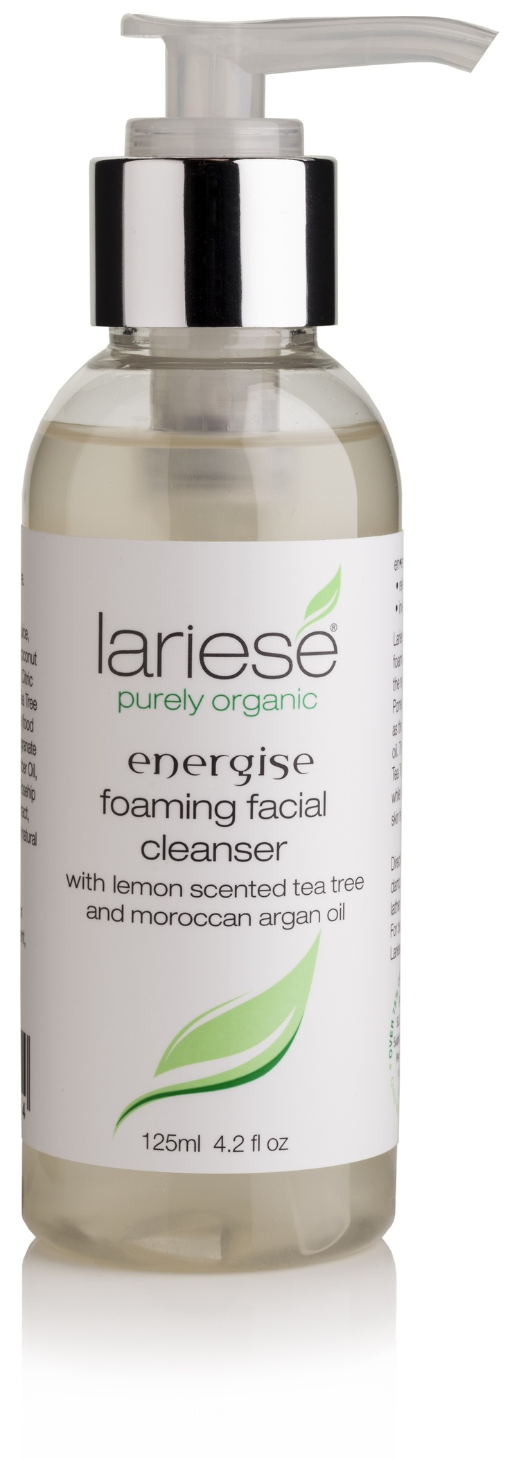 Rejuvenating facial cleanser any situation