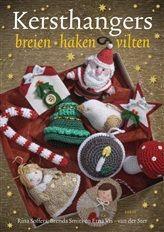 Inspiratie voor de feestdagen: Kersthangers vilten, breien, haken.  http://www.bruna.nl/boeken/kerthangers-vilten-breien-haken-9789058774712