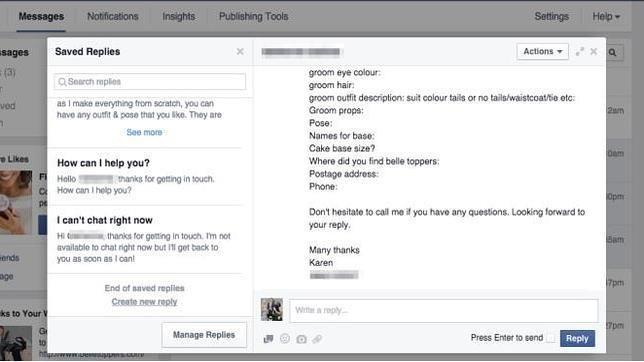 El Tecnologo: Facebook prueba una herramienta de chat para la em...