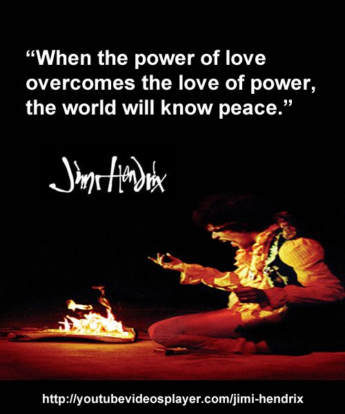 Quotes About People Who Notice: 105 Best Jimi Hendrix Quotes Images On Pinterest