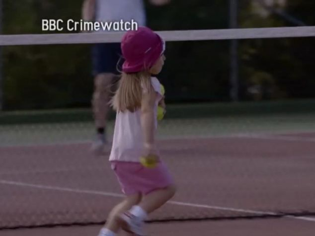 A nightmare reconstructed: New video of night when Maddie disappeared is released as McCanns launch Crimewatch appeal to find missing daught...